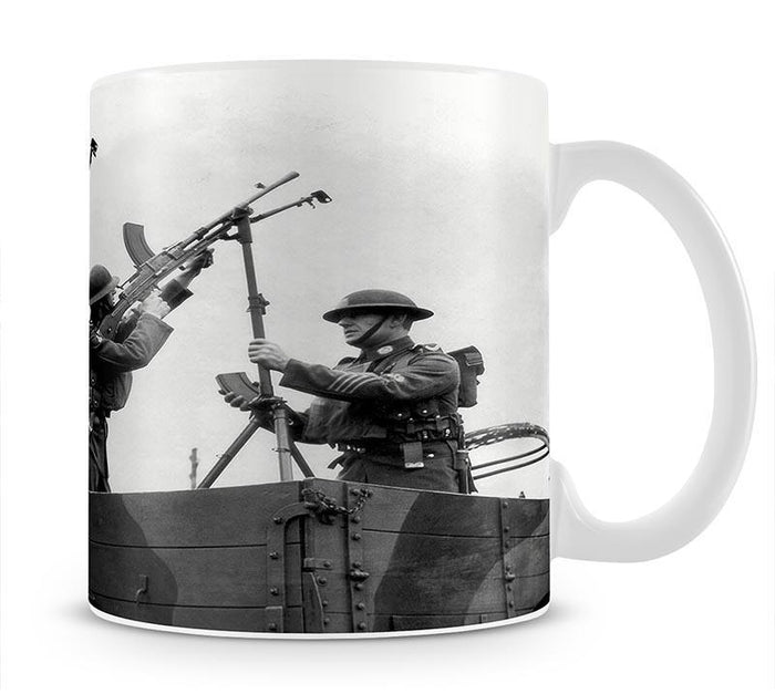 Battalion with anti-aircraft guns Mug