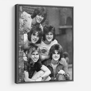 Bay City Rollers HD Metal Print