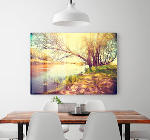 Beautiful scene HD Metal Print