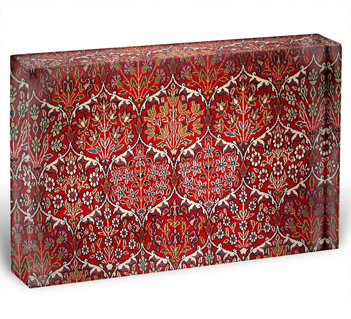 Beautiful turkish carpet Acrylic Block