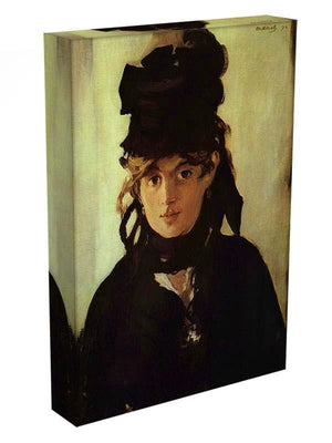 Berthe Morisot by Manet Canvas Print or Poster - Canvas Art Rocks - 3