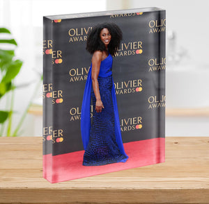 Beverley Knight Acrylic Block - Canvas Art Rocks - 2