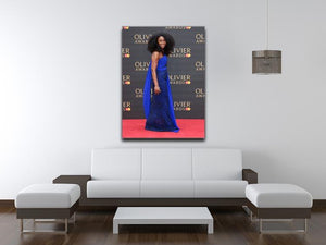 Beverley Knight Canvas Print or Poster - Canvas Art Rocks - 4