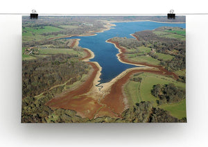 Bewl Water Canvas Print or Poster - Canvas Art Rocks - 2