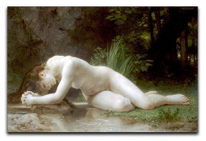 Biblis By Bouguereau Canvas Print or Poster  - Canvas Art Rocks - 1