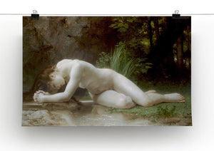 Biblis By Bouguereau Canvas Print or Poster - Canvas Art Rocks - 2