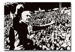Bill Shankly Print - Canvas Art Rocks - 1