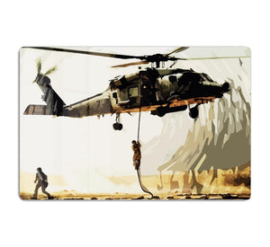 Black Hawk Down HD Metal Print