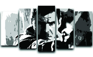 Blade Runner Pop Art 5 Split Panel Canvas  - Canvas Art Rocks - 1