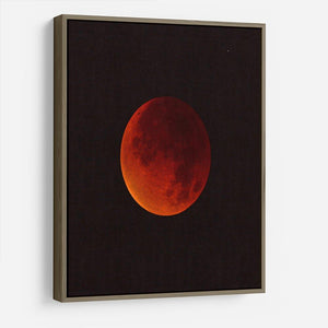 Blood Moon Rising HD Metal Print - Canvas Art Rocks - 10