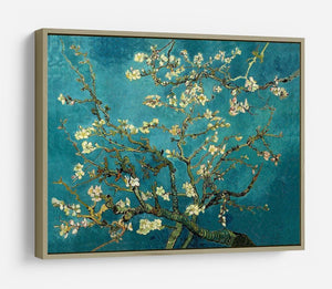 Blossoming Almond Tree by Van Gogh HD Metal Print