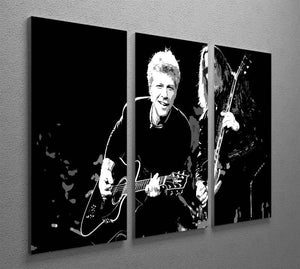 Bon Jovi 3 Split Panel Canvas Print - Canvas Art Rocks - 2
