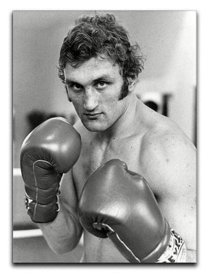 Boxer Joe Bugner Canvas Print or Poster  - Canvas Art Rocks - 1