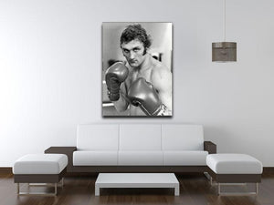 Boxer Joe Bugner Canvas Print or Poster - Canvas Art Rocks - 4