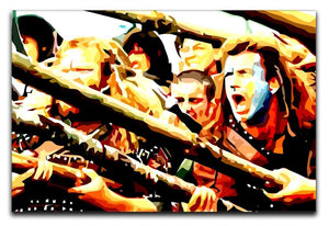 Braveheart Print - Canvas Art Rocks - 1