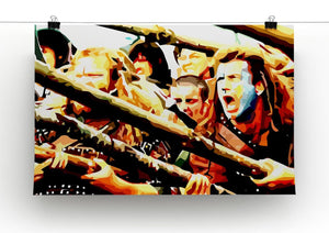 Braveheart Print - Canvas Art Rocks - 3