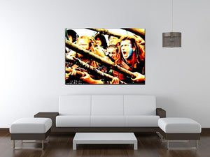 Braveheart Print - Canvas Art Rocks - 4