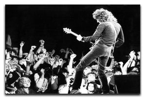Brian May of Queen Canvas Print or Poster  - Canvas Art Rocks - 1