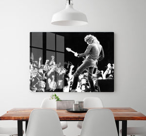 Brian May of Queen HD Metal Print