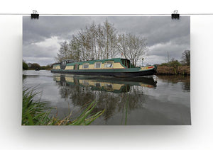 Bridgewater Canal Canvas Print or Poster - Canvas Art Rocks - 2