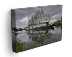 Bridgewater Canal Canvas Print or Poster - Canvas Art Rocks - 3