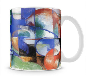 Bull by Franz Marc Mug - Canvas Art Rocks - 1