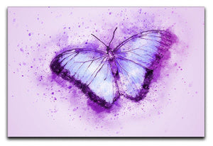 Butterfly Painting Canvas Print or Poster  - Canvas Art Rocks - 1