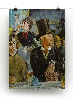 Cafe Concert by Manet Canvas Print or Poster - Canvas Art Rocks - 2