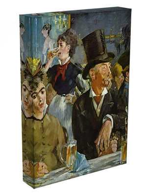 Cafe Concert by Manet Canvas Print or Poster - Canvas Art Rocks - 3