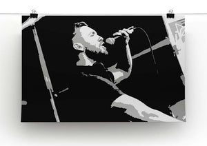 Calvin Harris Canvas Print or Poster - Canvas Art Rocks - 2