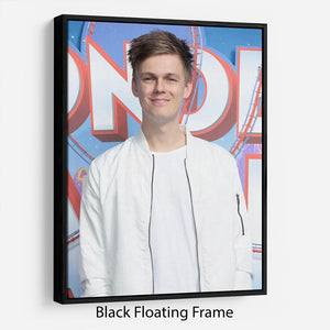 Caspar Lee Floating Frame Canvas - Canvas Art Rocks - 1