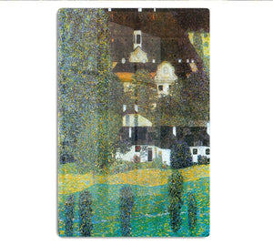 Castle Chamber at Attersee II by Klimt HD Metal Print