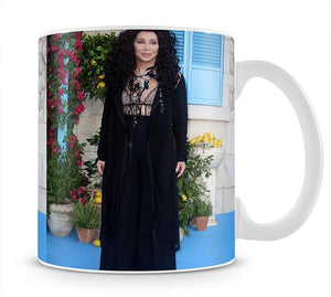 Cher Mamma Mia Mug - Canvas Art Rocks - 1