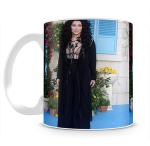 Cher Mamma Mia Mug - Canvas Art Rocks - 2