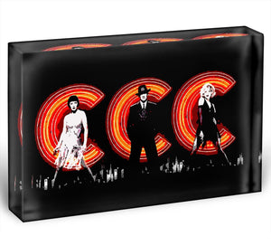 Chicago Movie Acrylic Block - Canvas Art Rocks - 1