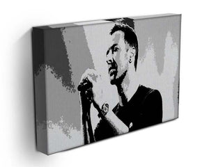 Chris Martin Pop Art Canvas Print or Poster - Canvas Art Rocks - 3