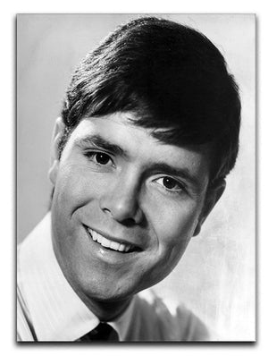 Cliff Richard in 1967 Canvas Print or Poster - Canvas Art Rocks - 1