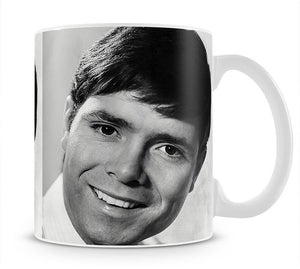 Cliff Richard in 1967 Mug - Canvas Art Rocks - 1