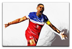 Clint Dempsey Canvas Print or Poster  - Canvas Art Rocks - 1