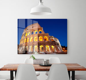 Colosseum Dome at dusk HD Metal Print