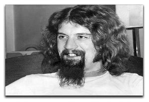 Comedian Billy Connolly Canvas Print or Poster  - Canvas Art Rocks - 1