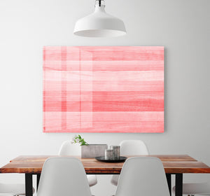 Coral pink or peach and salmon color HD Metal Print