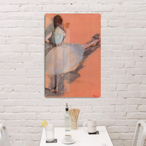 Dancer at the bar 1 by Degas HD Metal Print - Canvas Art Rocks - 3