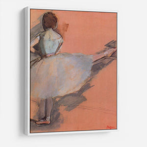 Dancer at the bar 1 by Degas HD Metal Print - Canvas Art Rocks - 7