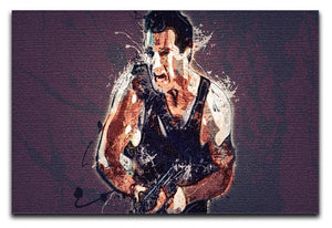 Die Hard Pop Art Canvas Print or Poster  - Canvas Art Rocks - 1