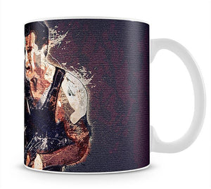 Die Hard Pop Art Mug - Canvas Art Rocks - 1