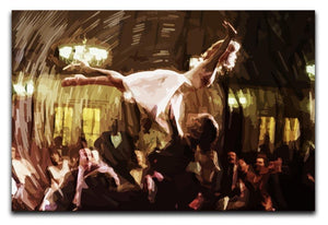 Dirty Dancing Canvas Print & Poster - Canvas Art Rocks