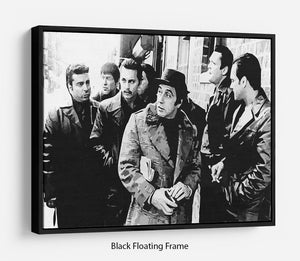 Donnie Brasco Floating Frame Canvas
