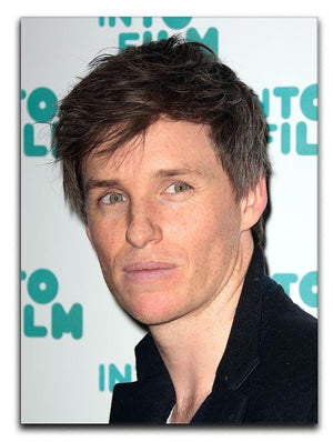 Eddie Redmayne Canvas Print or Poster - Canvas Art Rocks - 1