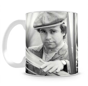 Elton John in plants Mug - Canvas Art Rocks - 2